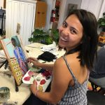 Gypsy Studios Art Class in Buellton, Santa Ynez Valley, Beginner Painting, Watercolor Class, Solvang, Buellton, Painting Course, Buellton Art Classes, Watercolor class in Buellton, the landing
