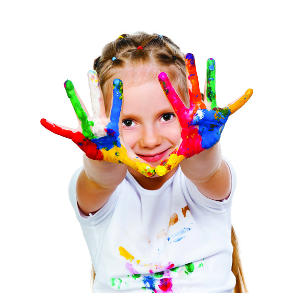 kids painting parties - Kids Painting Images