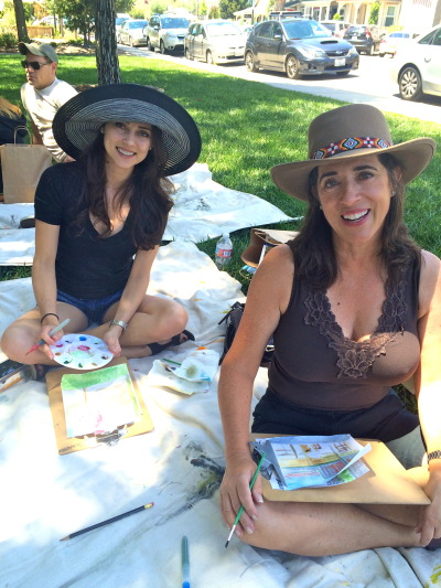 Art lessons santa ynez valley los olivos things to do