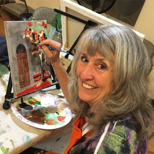 Art Classes Santa Ynez Valley, Solvang, Buellton, Los Olivos Painting Acrylic course