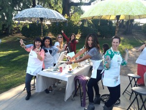Paint in the Vineyard Santa Ynez Valley Things to do in Santa Barbara County, Santa Ynez Valley, Los Olivos, Kalyra Winery Event Fun group Activities