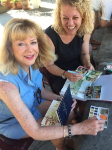 Art Class, Santa Ynez Valley, Beginner Painting, Watercolor Class, Solvang, Buellton, Painting Course, Buellton Art Classes, The Landing, Gypsy Studios Art Classes, Watercolor class in Buellton