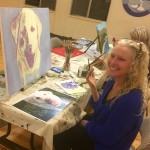Beginner Painting Classes in Acrylic Art Class Santa Ynez Solvang Buellton Los Olivos Art Class Santa Ynez Valley