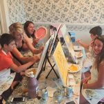 Gypsy Studios Art Classes, Santa Ynez Valley, Beginner Painting, Solvang, Buellton, Painting Course, Buellton Art Classes Watercolor class in Buellton, kids art classes, painting class for kids