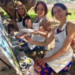 Andrew Murray Vineyard Paint Santa Ynez Valley Wine Tasting