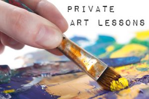 Private Art Lessons, Buellton, painting classes, private painting class