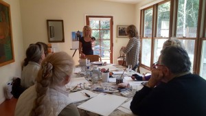 art workshop santa ynez valley
