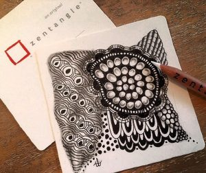 zentangle santa ynez valley gypsy studios