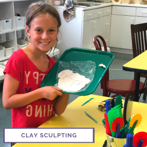 clay sculpting gypsy studios art